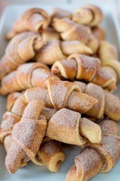 My Grand-ma-ma's Scuffles (aka Mini Cinnamon Bun Cookies) — Bake, Braise & Broil Mini Cinnamon Buns, Cinnamon Bun Recipe, Cinnamon Twists, Cinnamon Cookies, Cinnamon Bread, Cinnamon Rolls, Nutella Cookies, Baking Cookies, Donut Recipes