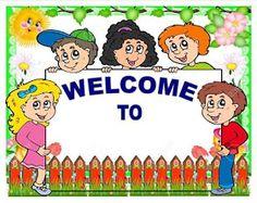 Teacher Fun Files: Classroom Welcome Banners Welcome Sign Classroom, Classroom Banner, Classroom Rules, Classroom Decor, Page Borders Design, Border Design, Bulletin Board Borders, Bulletin Boards, Printable Border