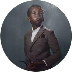 Smoking Kids  des enfants qui fument par Frieke Janssens  2Tout2Rien