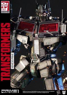 Prime 1 Studio To Produce Nemesis Prime Statue Transformers Generation 1, Transformers 5, Transformers Action Figures, Nemesis Prime, Ultra Magnus, Hasbro Studios, Optimus Prime, Latest Movies, Beast