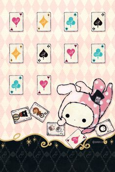 FYI This would be a cute wallpaper! Cartoon Town, Cartoon Art, Cute Wallpapers, Wallpaper Backgrounds, Sentimental Circus, Kawaii Background, Decoupage, Cute Themes, Book Markers