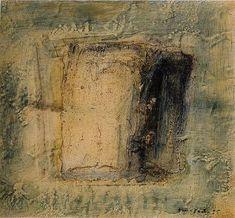 Petite boîte carée, 1955 Jean Fautrier - Style - Art Informel