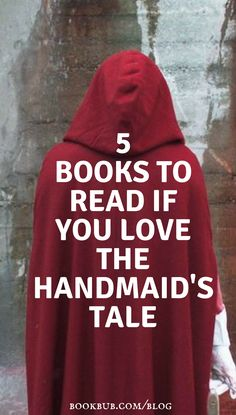 This is a reading list of books like Margaret Atwood's Handmaid's Tale. From scary futuristic themes to wonderful humorous characters, this last has it all. If you enjoyed seeing Elisabeth Moss as Offred, you will like these novels!