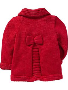 Cable-Knit Sweater Cardis for Baby EGP.146.10