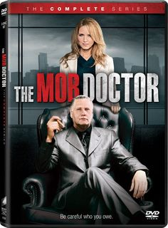 This release contains all 13 episodes of THE MOB DOCTOR a combination crime/medical drama starring Jordana Spiro as a young Chicago doctor who moonlights as a physician for gangsters.
