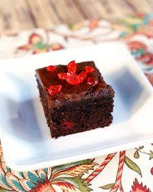 Plain Chicken: Chocolate Cherry Cake