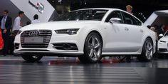 Paris Spotlight: New Audi S7 Sportback - Fourtitude.com