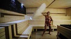 Mistrzostwa Polski Saunamistrzów w LIFEAGE Premium Wellness Club #sauna #aufguss