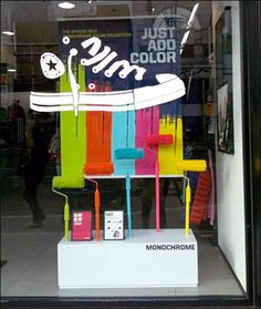 Converse Just-Add-Color Sneaker Rollout http://pop-solutions.tumblr.com