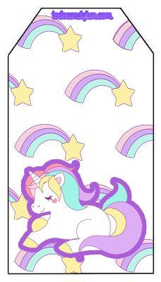 Candy Bar de Unicornios para Descargar e Imprimir Gratis | Todo Candy Bar Princess Peach, Printables, Bar, Fictional Characters, Marque Page, Free Printable, Birthday Invitations, Unicorns, Sharpies