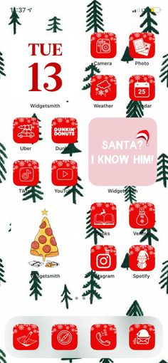 Christmas Phone Wallpaper, Iphone Wallpaper App, Holiday Wallpaper, Ios Wallpapers, Iphone Background Wallpaper, Christmas Aesthetic Wallpaper, Cute Christmas Backgrounds, Mobile Wallpaper, App Iphone