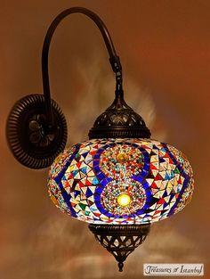 Lamp - New043 - Treasures Of Istanbul