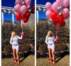 Valentine pregnancy announcements ❤️