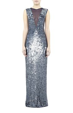 Daphne Sequin Gown - Dresses #NMrevolution