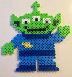 Perler bead toy story
