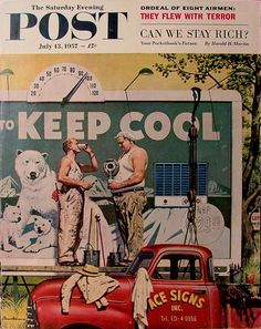 13 Jul 1957    Billboard Painters