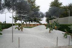 White Cloud Garden CornerStone Sonoma, CA