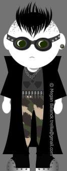 The Rivethead Goth