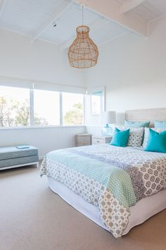 Coastal Style: My Heavenly Bedroom