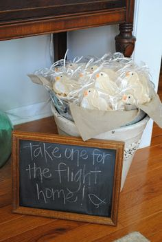 Sweet Tea and Southern Living: Birdy Baby Shower