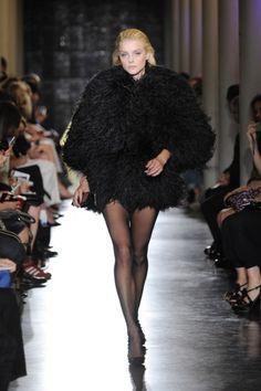 Jessica Stam at Alexandre Vauthier Haute Couture F/W 2010