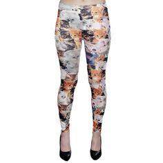 Kissanpentu Legginsit   Cybershop Girl Fashion, Fashion Tips, Autumn Fashion, Cats, Girls, Inspiration, Shopping, Women's Work Fashion, Fashion Hacks