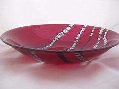 Red Bowl #3 - from Delphi Artist Gallery