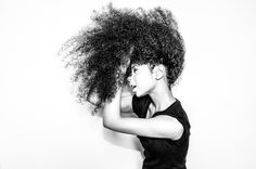 Here are 9 ways to improve your natural hair and to prevent damage to help you meet your hair goal lengths!