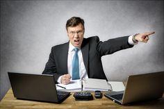 Dieses Verhalten können Mitarbeiter an ihren Chefs so überhaupt nicht ausstehen...
