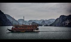 Halong Bay Ship
