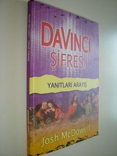 The DaVinci Code - A Quest for Answers by Josh McDowel / TURKISH VERSION What Is Bible, All Languages, Coding, Programming