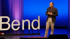 What Woodpeckers, Sharks and Snakes Teach Us About Design | Franco Lodato | TEDxBend - YouTube