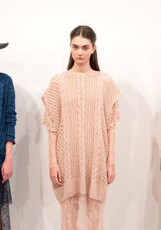5c9dcb0e5c Ryan Roche - Presentation - Mercedes-Benz Fashion Week Spring 2015. Spring  2015Crochet LaceSweaters For WomenKnitwearFashion ShowPulloverJumperKnitting  ...