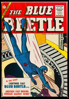 *Possibly (GCD) Buy Comics, Comics Online, Comic Book Plus, Comic Books, Fantastic Four 1, Man Of Mystery, Charlton Comics, Blue Beetle, Star Comics