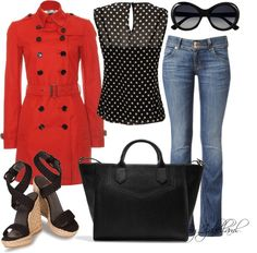 """Casual Day"" by izabellaml on Polyvore"