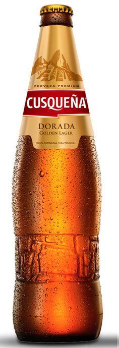 Cerveza tipo Lager *Cusqueña* - Cusco, Perú