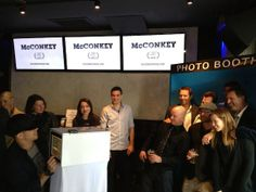 "RedBull's ""McConkey Movie"" Premiere event for the Tribeca Film Festival!"