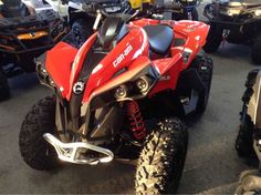 New 2017 Can-Am Renegade 850 - Can-Am Red ATVs For Sale in North Carolina. 2017 CAN-AM Renegade 850 - Can-Am Red,