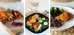 Bataattia x 3 // Starry eyes Vegetarian Food, Eat, Drink, Beverage, Vegetarian Cooking, Vegan Food, Vegetarian Meals, Veggie Food, Vegetarian Wedding Food