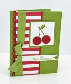 cherry from Button Buddies stamp set