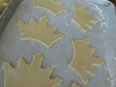 Purple Chocolat Home: Princess Cookies With Royal Icing