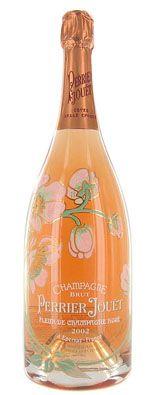 Champagne Perrier-Jouet, Fleur de Champagne Rose 2002  I  Dessert
