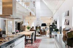 Una preciosa casa en Suecia - Estilo nórdico | Muebles diseño | Blog de decoración | Decoración de interiores - Delikatissen