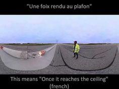 Flat Earth - CSA, ARTE 360° camera... still flat!!! - YouTube