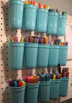 Organización para cualquier habitación de niños - http://www.en10salgo.com/2014/04/5-errores-que-hacen-que-tu-casa-luzca.html