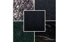 Conheça 5 tipos de granitos na cor preta: são elegantes e transmitem a sensação de luxo e sofisticação.... | Clique Arquitetura | Seu portal de Ideias e Soluções