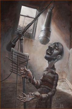 "Justin Bua  ""Echoes of Harlem"""