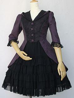 Victorian maiden アミーローズジャケットドレス