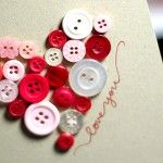 valentine card - valentine craft ideas