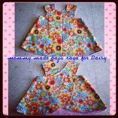 Diy pinafore dress